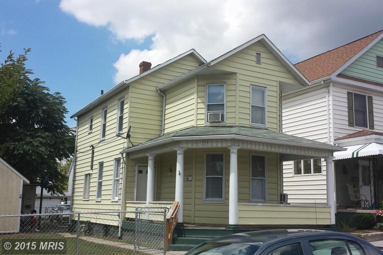 219 Pennsylvania Ave, Cumberland, MD 21502