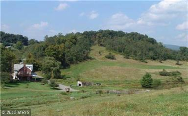 150.65 acres Flintstone, MD