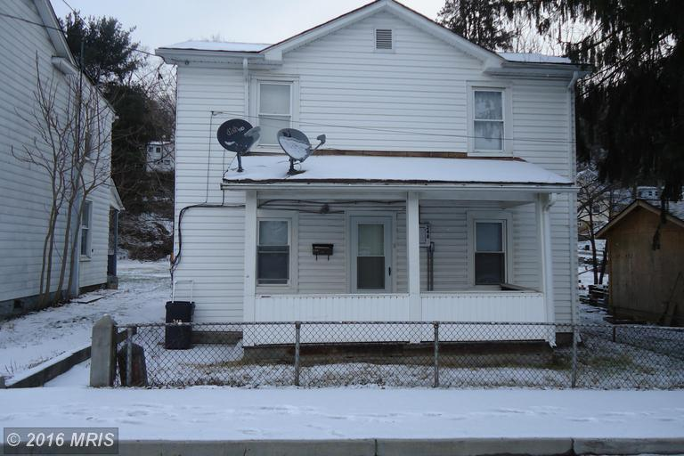 248 Main St, Westernport, MD 21562