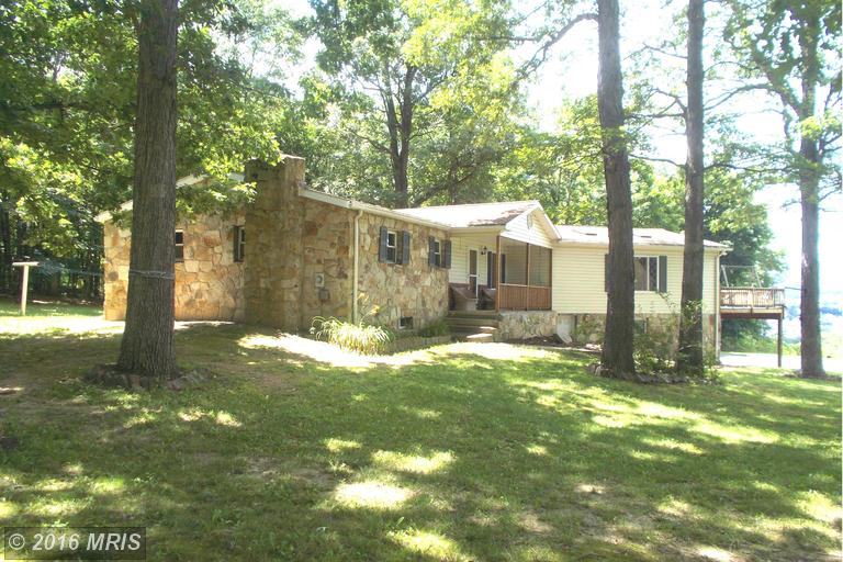25114 Parkland Dr, Rawlings, MD 21557