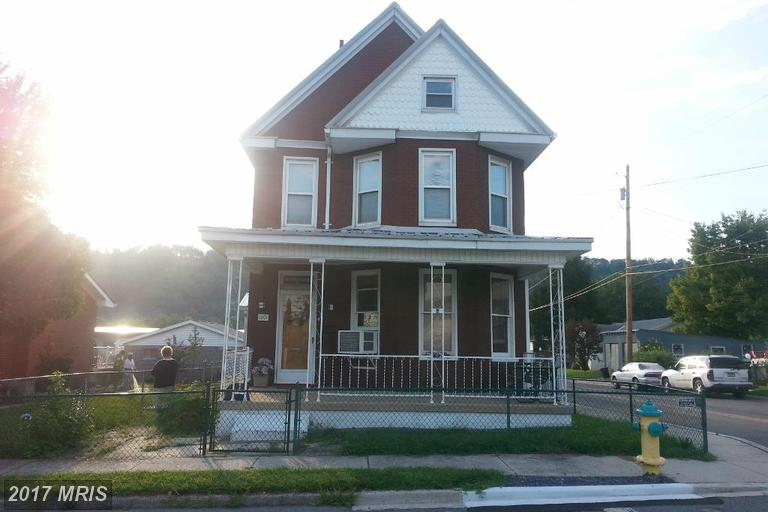 1101 Lafayette Ave, Cumberland, MD 21502