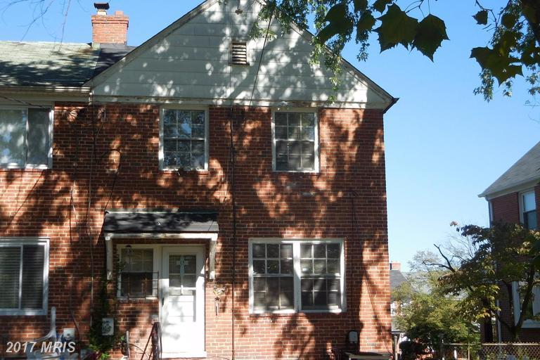 1635 Ramblewood Rd Baltimore, MD