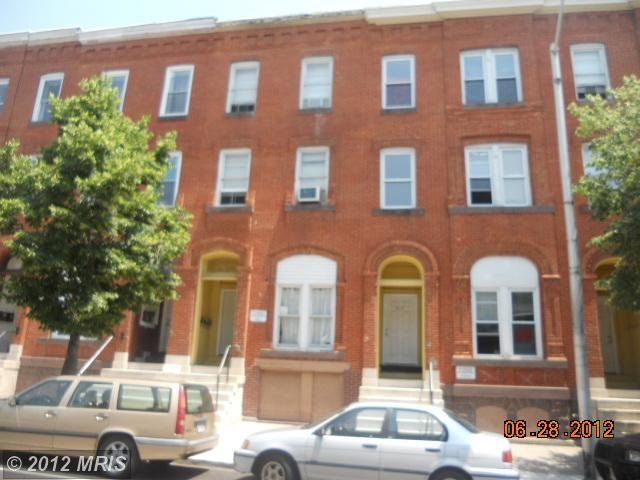 1715 Guilford Ave, Baltimore, MD 21202