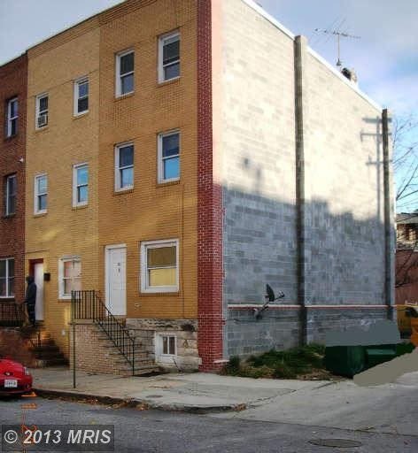 primary photo for 9 24TH STREET WEST, BALTIMORE, MD 21218, US