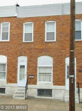 334 S Newkirk St, Baltimore, MD 21224