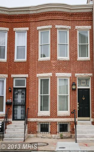 202 S Exeter St, Baltimore, MD 21202