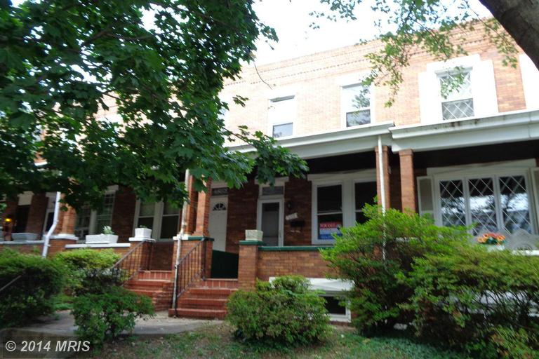 3208 Chesterfield Ave, Baltimore, MD 21213