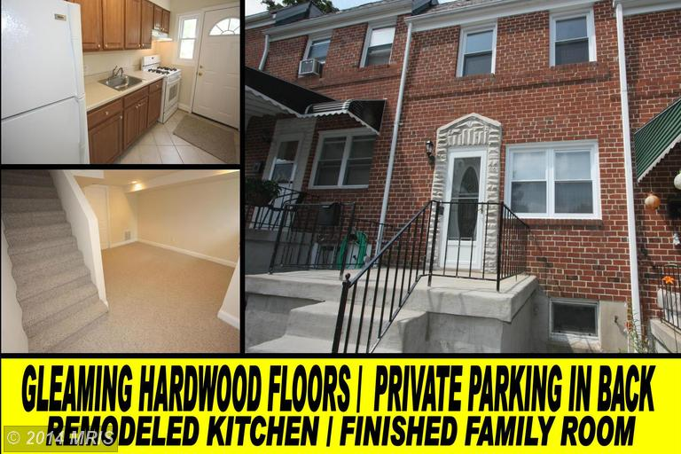1018 Wedgewood Rd, Baltimore, MD 21229