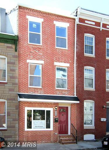 1718 Light St, Baltimore, MD 21230