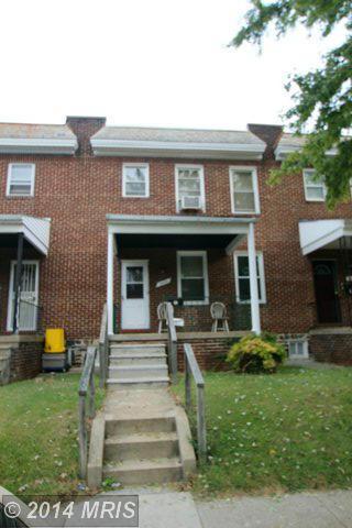 3602 Elmley Ave, Baltimore, MD 21213