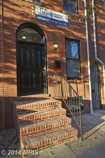 One of Fells Point 4 Bedroom New Listings Homes for Sale