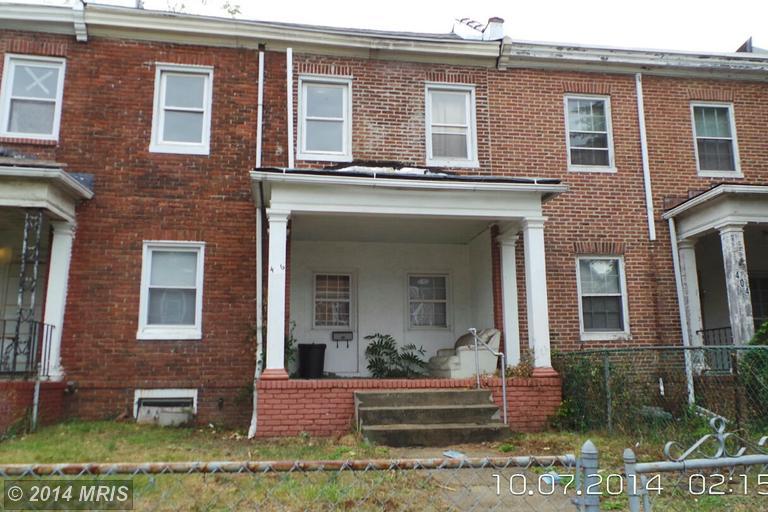 406 Rosecroft Ter, Baltimore, MD 21229