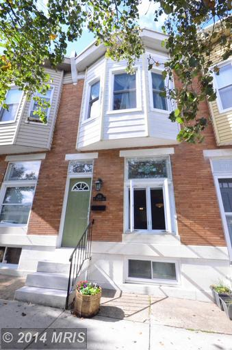 One of Fells Point 2 Bedroom Homes for Sale
