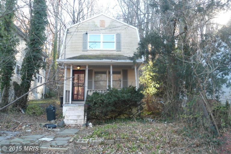 2005 Kelly Ave, Baltimore, MD 21209
