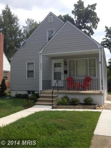 6305 Everall Ave, Baltimore, MD 21206