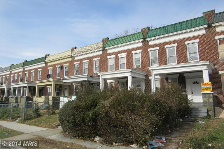 2610 Park Heights Ter, Baltimore, MD 21215