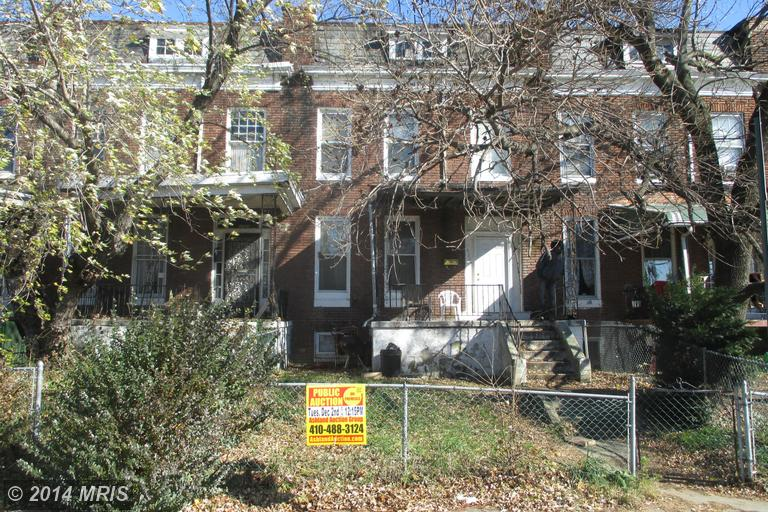 4347 Reisterstown Rd, Baltimore, MD 21215