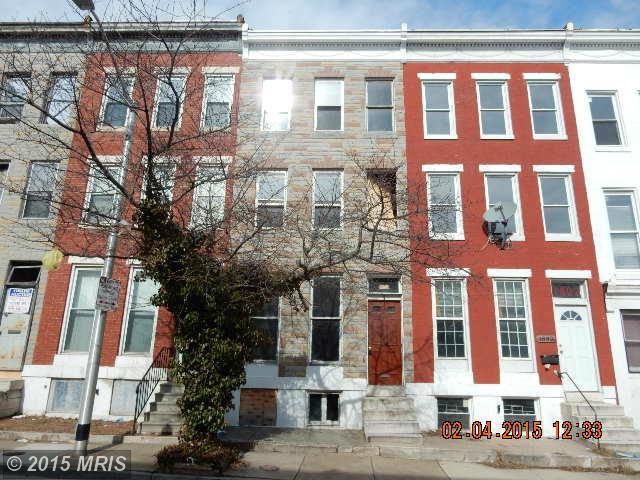 1804 Penrose Ave, Baltimore, MD 21223