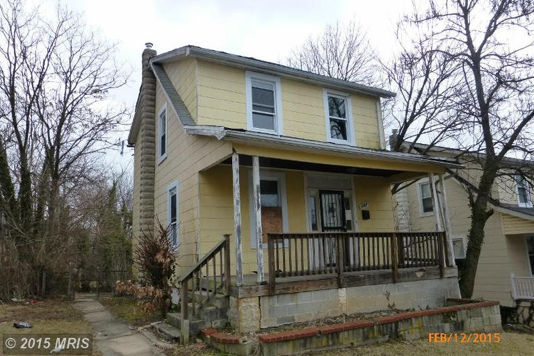 4919 Midwood Ave, Baltimore, MD 21212
