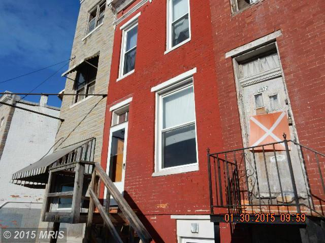 1924 Frederick Ave, Baltimore, MD 21223