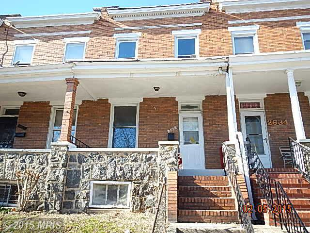 2632 Aisquith St, Baltimore, MD 21218