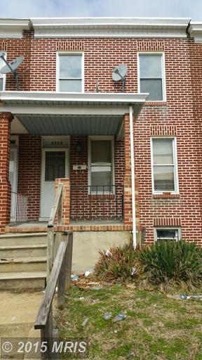 3330 Ravenwood Ave, Baltimore, MD 21213