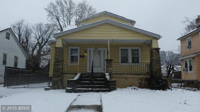 3823 Ferndale Ave, Baltimore, MD 21207