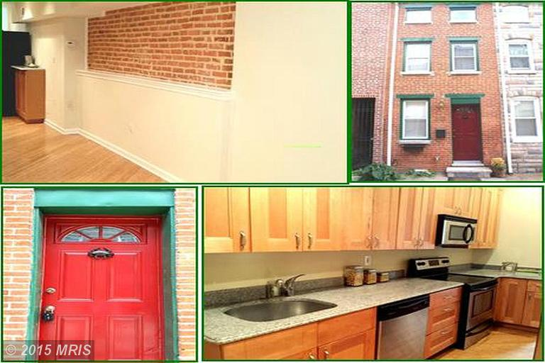 325 DURHAM STREET SOUTH, one of homes for sale in Fells Point
