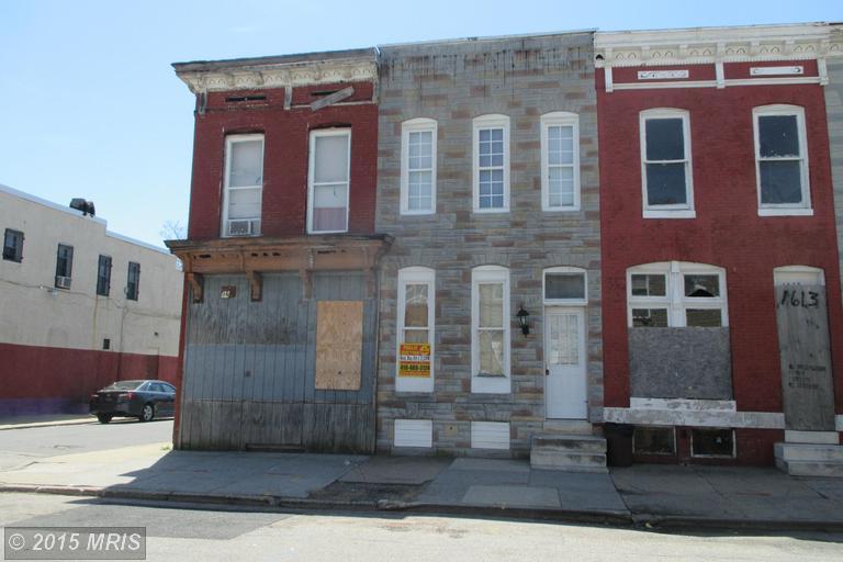 1615 E Federal St, Baltimore, MD 21213