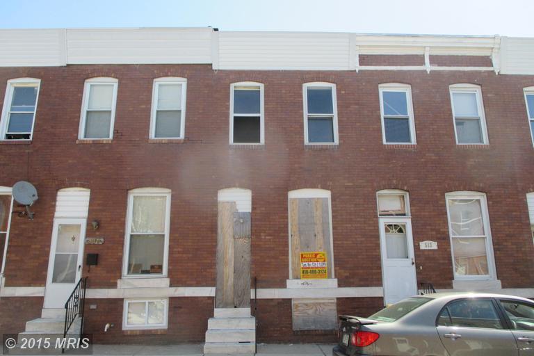 515 N Streeper St, Baltimore, MD 21205