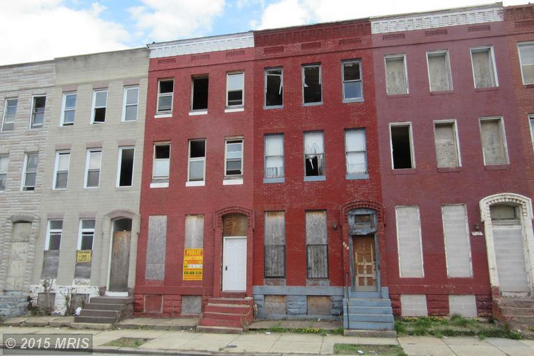 723 N Fulton Ave, Baltimore, MD 21217
