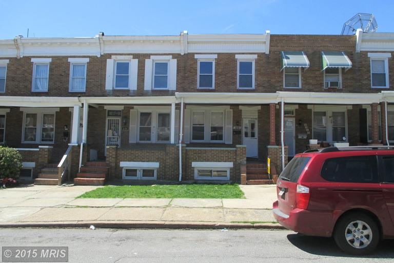 3219 Chesterfield Ave, Baltimore, MD 21213