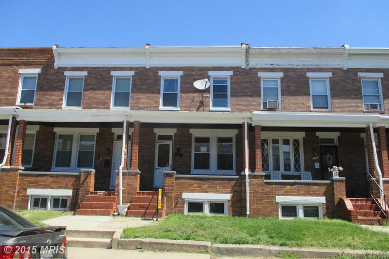 3116 Chesterfield Ave, Baltimore, MD 21213
