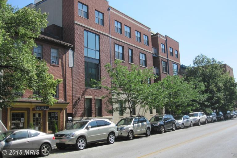 1726 ALICEANNA STREET 205-NB, one of homes for sale in Fells Point