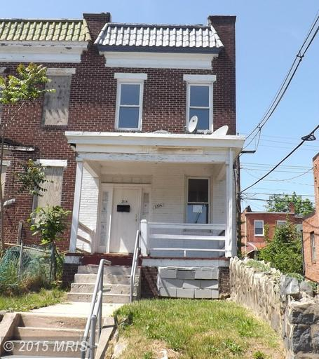 2514 Oswego Ave, Baltimore, MD 21215