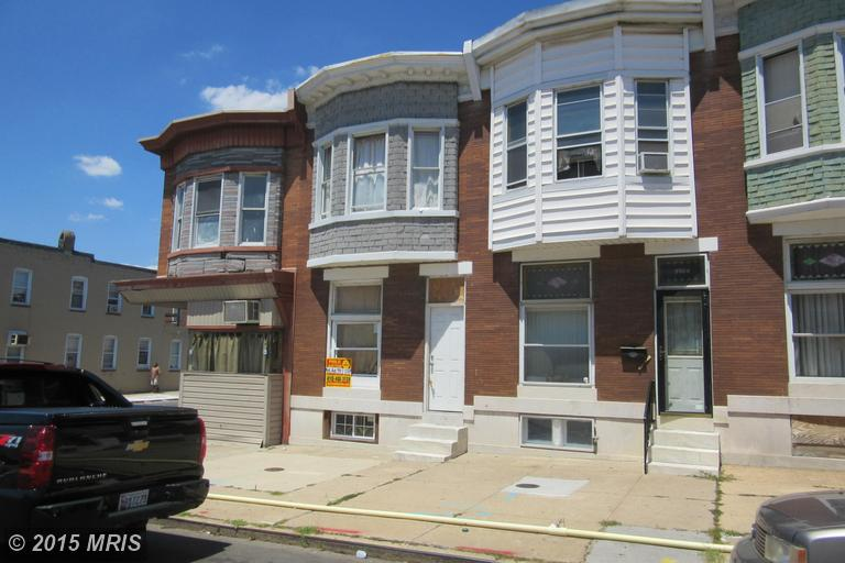 2922 Mcelderry St, Baltimore, MD 21205