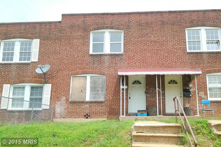 812 Stoll St, Baltimore, MD 21225