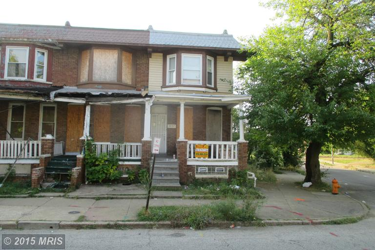 3037 Woodland Ave, Baltimore, MD 21215