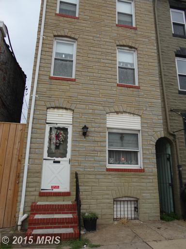 2104 EASTERN AVENUE, one of homes for sale in Fells Point