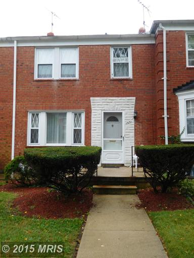 1651 Northbourne Rd, Baltimore, MD 21239