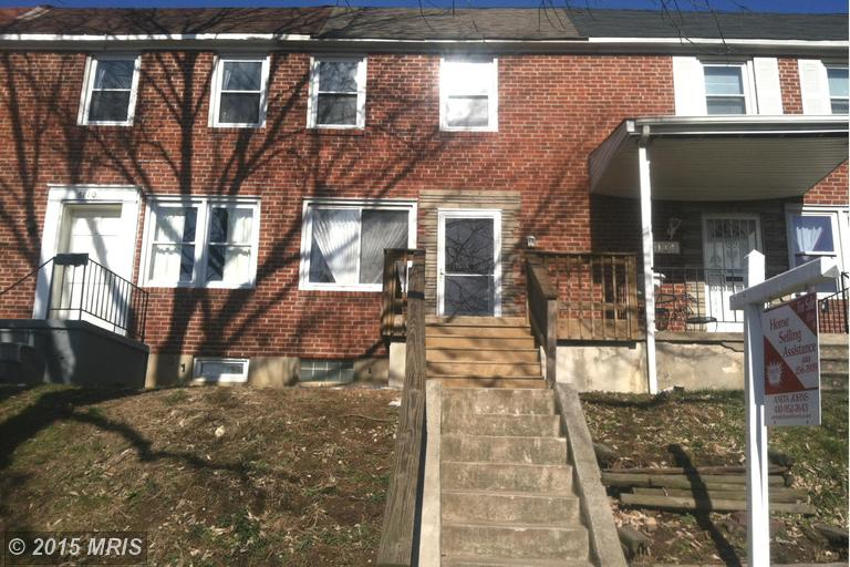 6112 Bessemer Ave, Baltimore, MD 21224