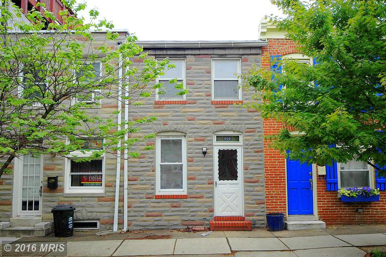 608 S Milton Ave, Baltimore, MD 21224
