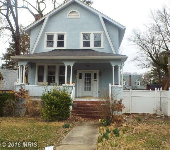 5546 Gwynn Oak Ave, Baltimore, MD 21207