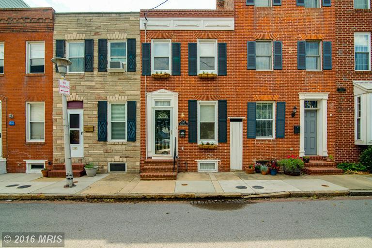 1247 Haubert St, Baltimore, MD 21230