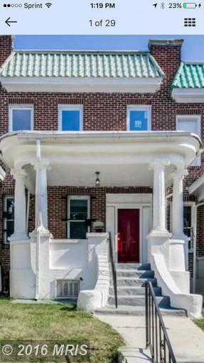 3336 Piedmont Ave, Baltimore, MD 21216