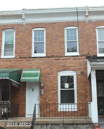 5207 Denmore Ave, Baltimore, MD 21215