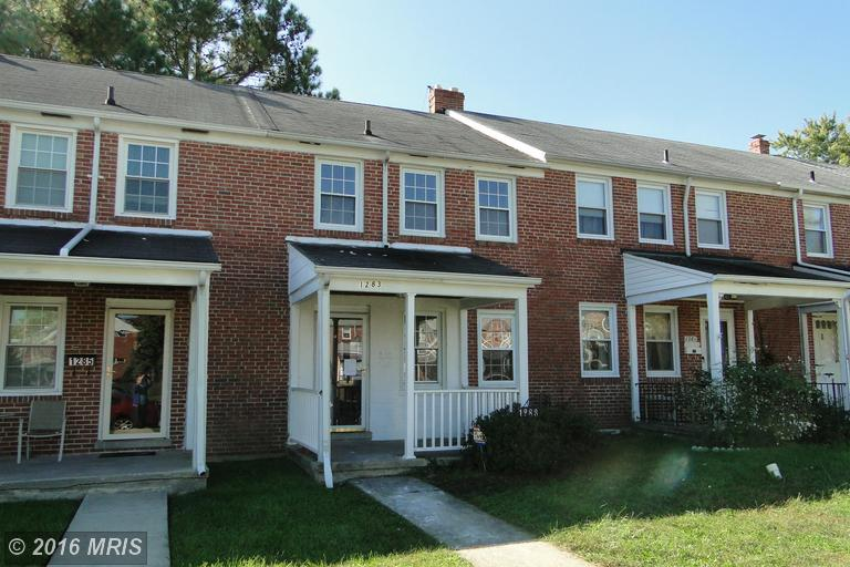 1283 Cedarcroft Rd, Baltimore, MD 21239