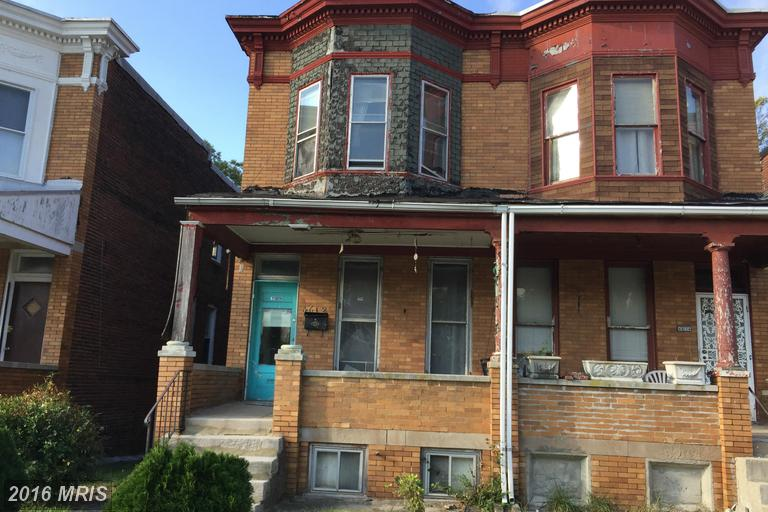 4612 Park Heights Ave, Baltimore, MD 21215
