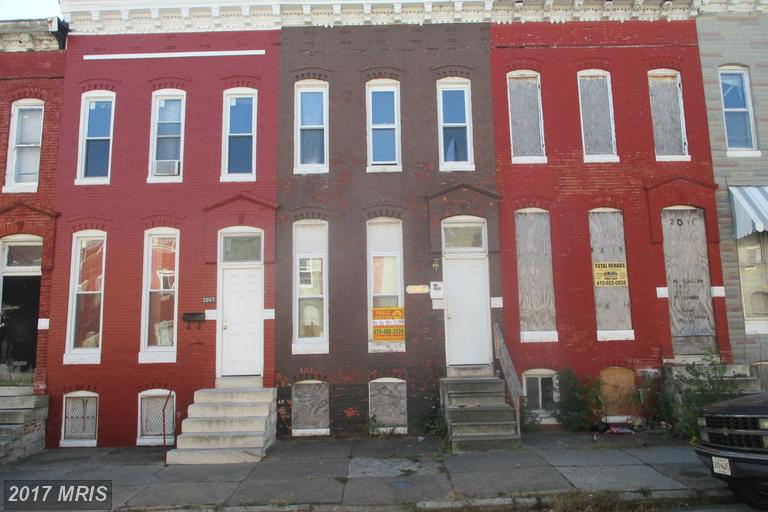 2009 Walbrook Ave, Baltimore, MD 21217