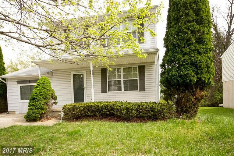 4 CHAPMANVIEW COURT, Randallstown in BALTIMORE County, MD 21133 Home for Sale
